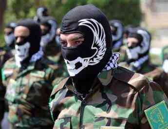 ifmat - Iranian regimes proxy militias in Syria are being trained to terrorise US forces