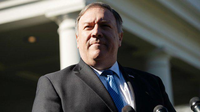 Pompeo accuses Newsweek of 'helping' Iranian regime 'spread lies'