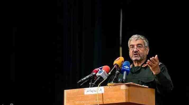 ifmat - Qassem Soleimani threats against US President