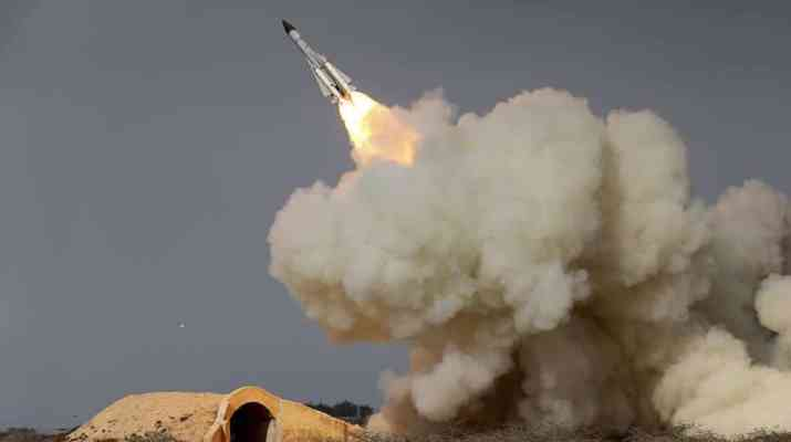 ifmat - US accuses Iran of possessing missiles that could reach Europe