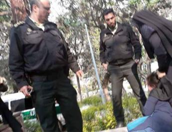 ifmat - Violence against Iranian women must end
