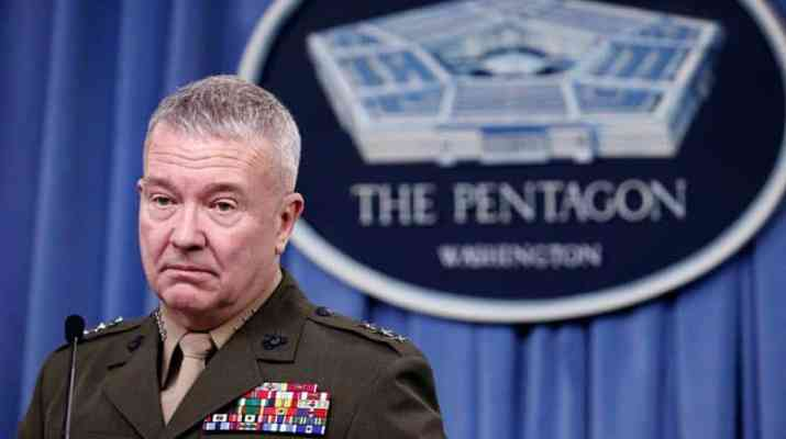 ifmat - CentCom Commander says that Iran is Middle East biggest threat