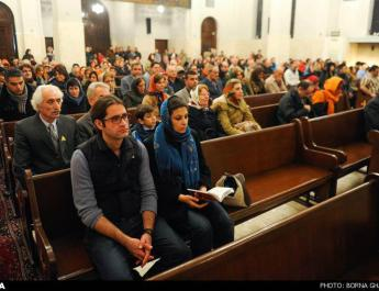 ifmat - Crackdown on Christians in Iran continues with reports of beatings