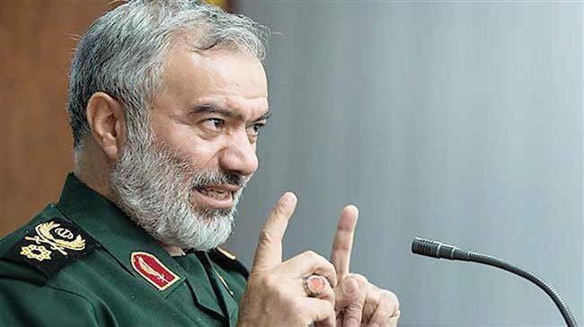 ifmat - IRGC vows to continue missile tests