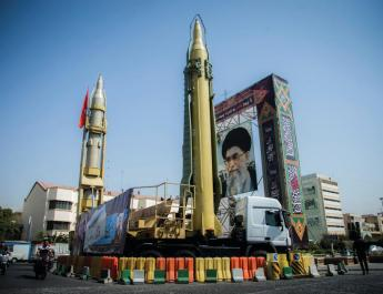 ifmat - Iran increases testing of ballistic missiles that can reach Europe