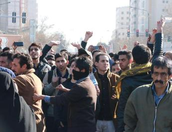 ifmat - Iran regime besieged with sanctions and domestic protests