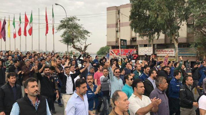 ifmat - Iran regime is in a very explosive situation