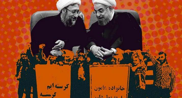 ifmat - Iran regime must pay the protesters their wages, not prosecute them