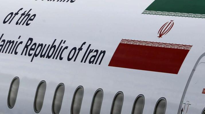 ifmat - Iranian cargo plane smuggled arms to Hezbollah from Iran