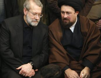 ifmat - Khomeini grandson expects Iranian regime to collapse