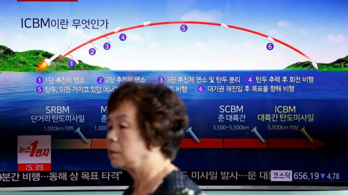 ifmat - North Korea and Iran could acquire hypersonic weapons