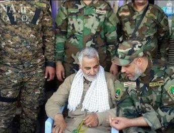 ifmat - Pro-Iran militia leader in Iraq threatens Trump to attack US troops