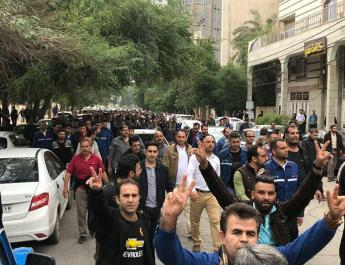 ifmat - Steel and Sugarcane workers face Iran regime repressive measures