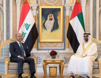 ifmat - UAE reaches out to Iraq to counter Iranian influence
