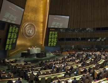 ifmat - UN General assembly adopts resolution censuring rights abuses in Iran