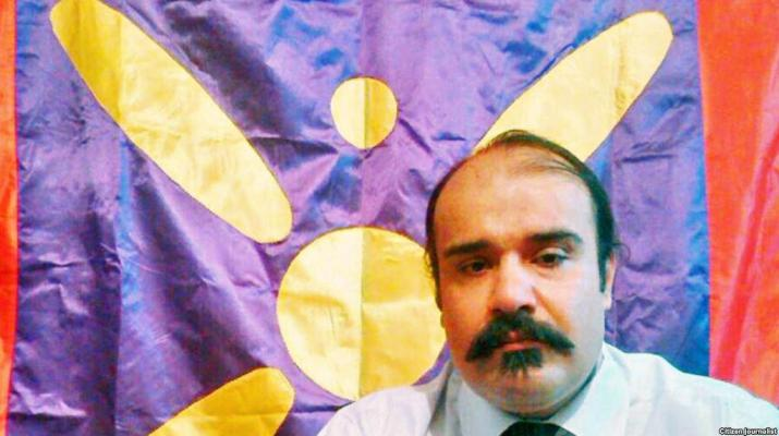 ifmat - US condemns Tehran after death of detained Iranian activist