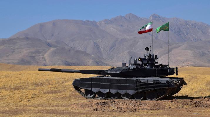 ifmat - US fears Iran regime planning regional war in Middle East