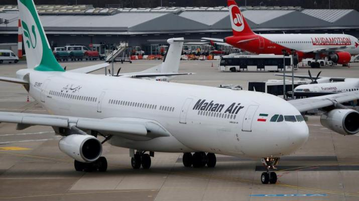 ifmat - According to Germany, Mahan Air transported Iranian terrorist in Europe