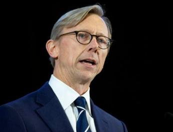 ifmat - Brian Hook reaffirms US pressure on Iran regime