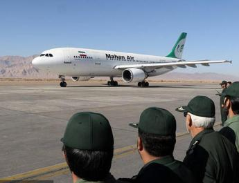 ifmat - Germany was right to sanction Iran regime Mahan Air