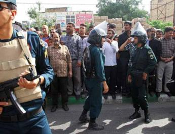 ifmat - HRW condemns Iran for mass arrests and abuses in annual report