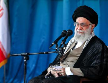 ifmat - Iran Supreme Leader vows to continue support for terrorist organizations in Palestine