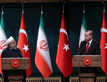 ifmat - Iran and Turkey discuss ways of cooperation to bypass US sanctions