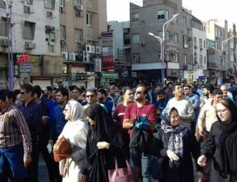 ifmat - Iran arrests 4 workers protesting unpaid salaries