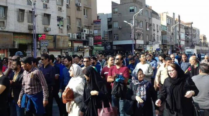 ifmat - Iran arrests 4 workers protesting unpaid salaries