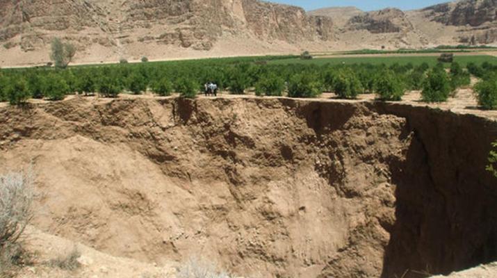 ifmat - Iran regime cannot handle environmental crisis