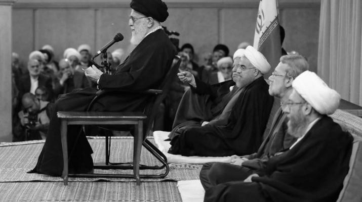ifmat - Iran regime internal feud and fear of overthrown