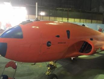 ifmat - Iran regime unveils wide-body umanned jet