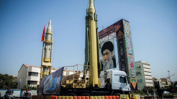 ifmat - Iran regime won negotiate over missile program