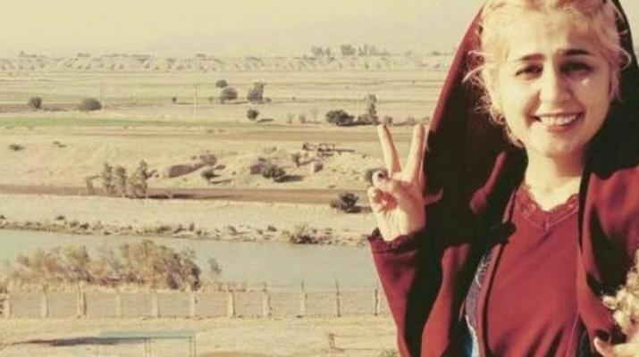 ifmat - Iranian authorities arrested and tortured activist Sepideh Gholian