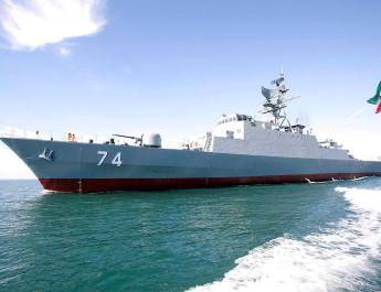 ifmat - Iranian navy vows to sail into America backyard