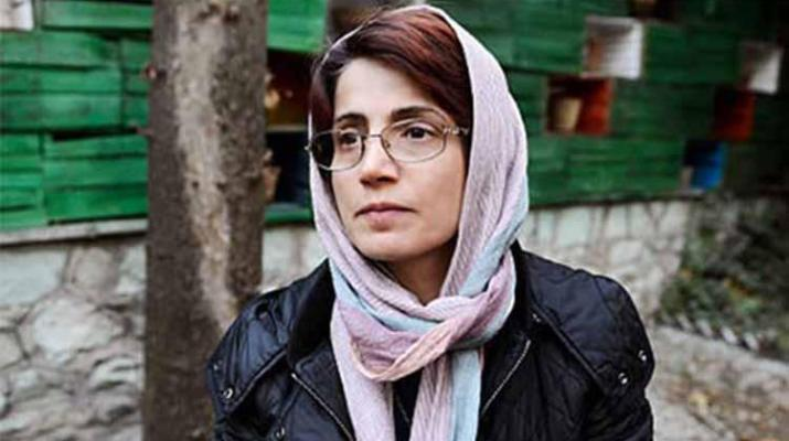 ifmat - Jailed human rights lawyer Nasrin Sotoudeh held incommunicado