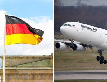 ifmat - Mahan Air is dangerous air company transfering terrorist in Europe