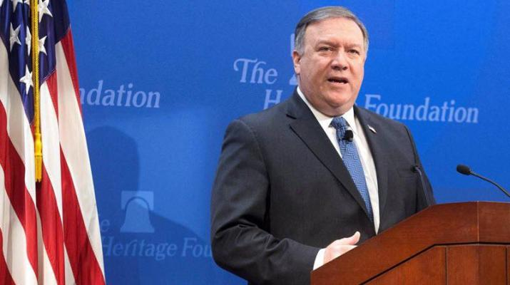 ifmat - Pompeo says that Iran regime must be confronted in Middle East.jpg