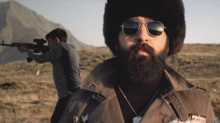 ifmat - Regime considering action against Iranian pop singer, for antiwar video
