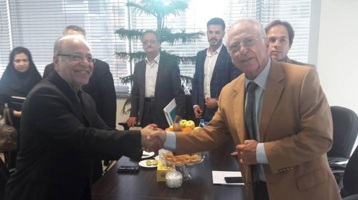ifmat - STICON signed a memorandum of understanding with Iran sanctioned entity