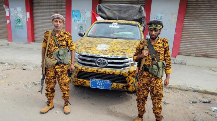 ifmat - UN report shows Iranian fingerprints on Yemen war