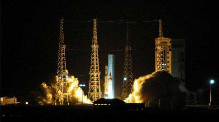 ifmat - US condemns Iran regime for satellite launch
