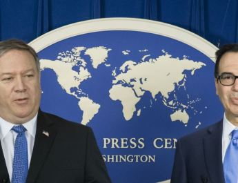 ifmat - US issues fresh Iran-related sanctions