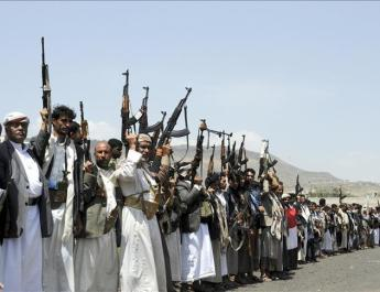 ifmat - Yemen Houthi militia are using Iranian-made weapons
