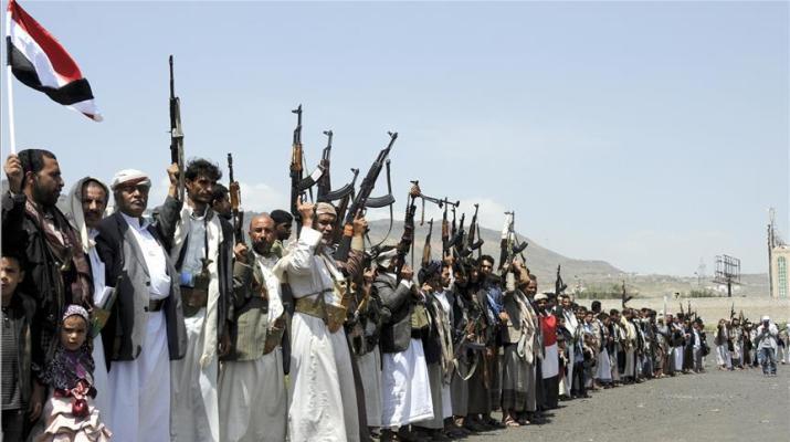 ifmat - Yemen Houthi militia are using Iranian-made weapons