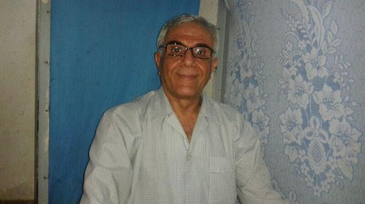 ifmat - Arzhang Davoudi goes on a hunger strike