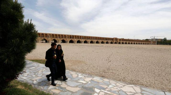 ifmat - Corruption in Iran is draining the country most precious resource - water