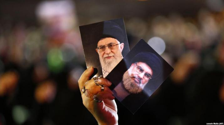 ifmat - Hezbollah leader will take orders from Iranian regime