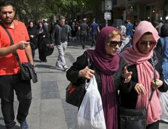 ifmat - Hijab protester flees Iran to escape strict islamic dress code