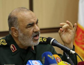 ifmat - IRGC Commander We have whipped and slapped America hard